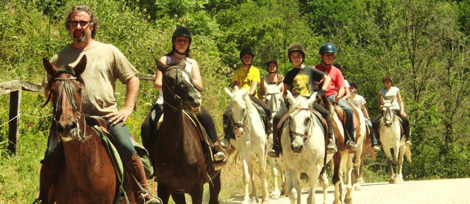 TRAC Teràpies i Rutes Amb Cavalls